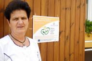 Házgazdánk: Erdélyi Ilona vidékfejlesztő szociálismunkás